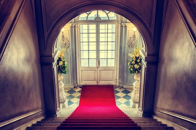 vstupní foyer