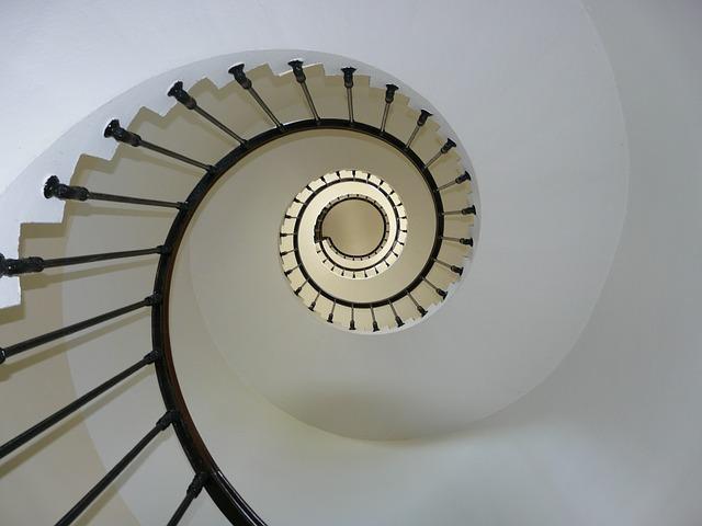 schodiště šnek