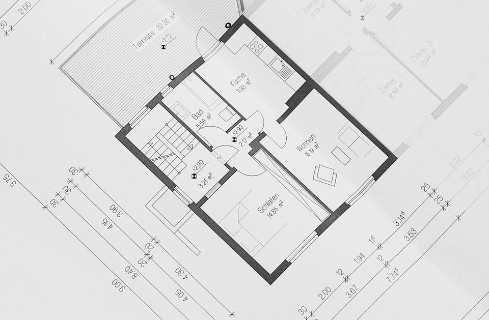 plán budovy